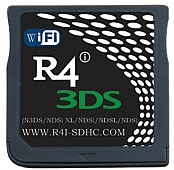 R4 3DS WiFi update