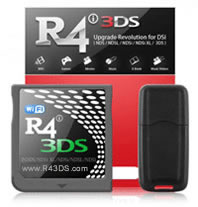 R4 3DS package